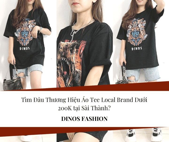 Đi Tìm Local Brand Dưới 200k Chuyên Thiết Kế Áo Thun Tại TPHCM?