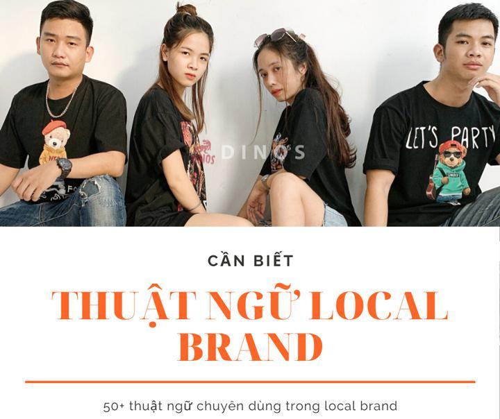 Conds Trong Local Brand Là Gì? Một Số Thuật Ngữ Thường Dùng