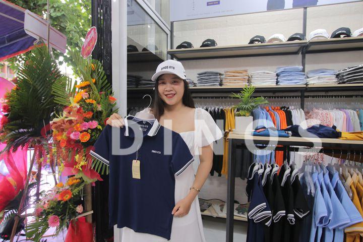 Local Brand Đà Nẵng Giá Rẻ Mẫu Đẹp Chất Lượng – DINOS GTB